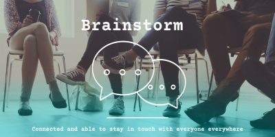 Brainstorm is to analysis together.